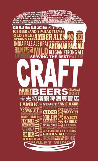 Craft Taiwan Beer Shop Logo
